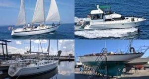 Pre Owned Boats